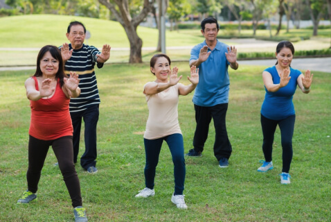 Why Senior Citizens Should Exercise Regularly
