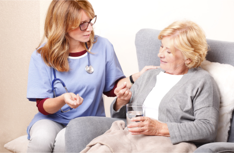 In-Home Skilled Nurses for Your Senior Loved Ones