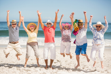 Fun Destinations for Seniors to Beat the Heat