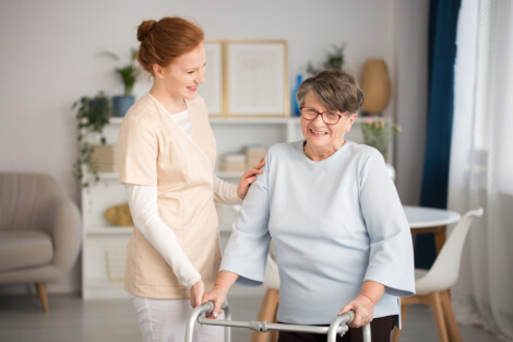 Fall Prevention Tips for Your Aging Loved One