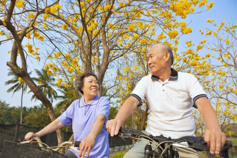 Exercising for Improved Lung Health